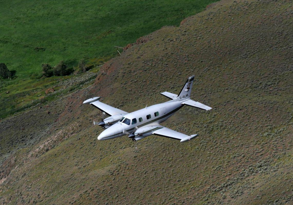 Private jet kamloops experience